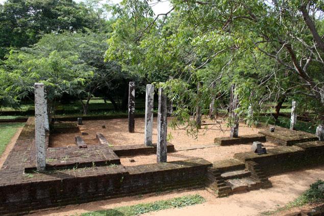 Ruinas del Grupo Sur