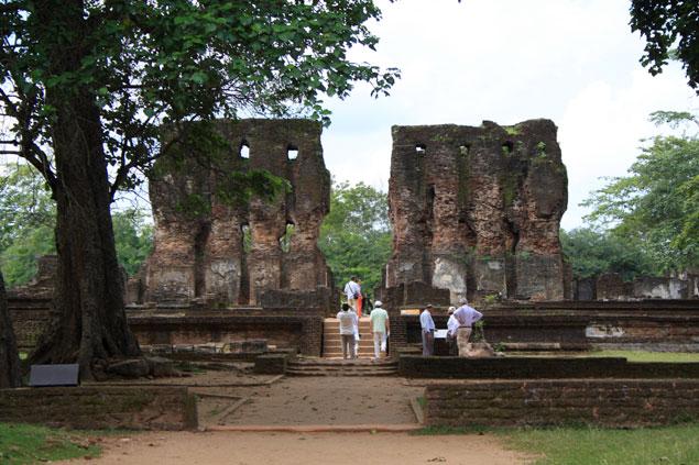 Yaciminento arqueológico