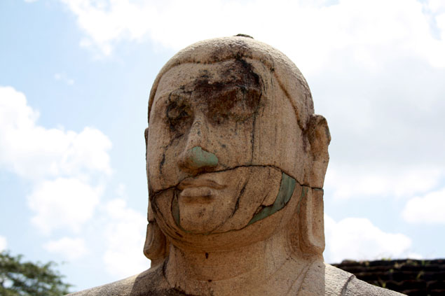 Buda en Polonnaruwa