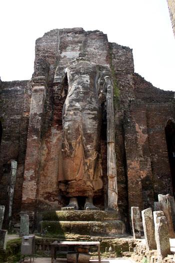 Buda sin cabeza