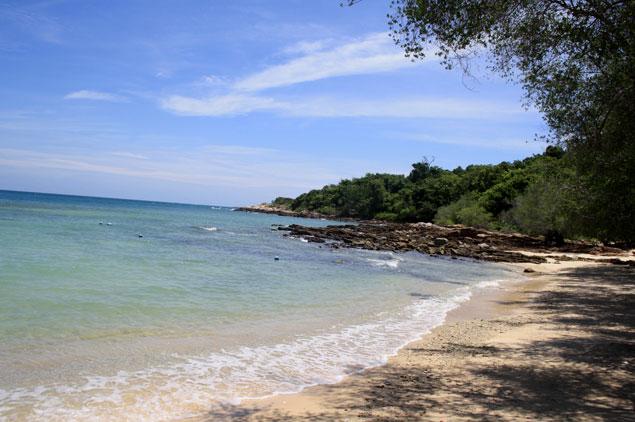 Playas de Tailandia, Ko Samet