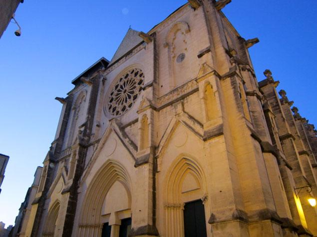 Iglesia de St Roch
