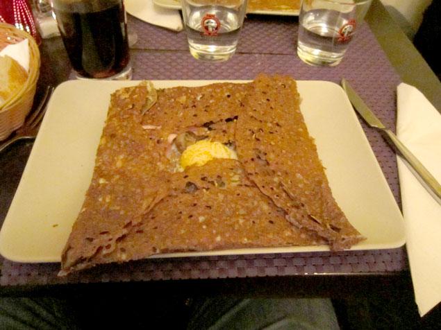 Ideal donde comer en Montpellier