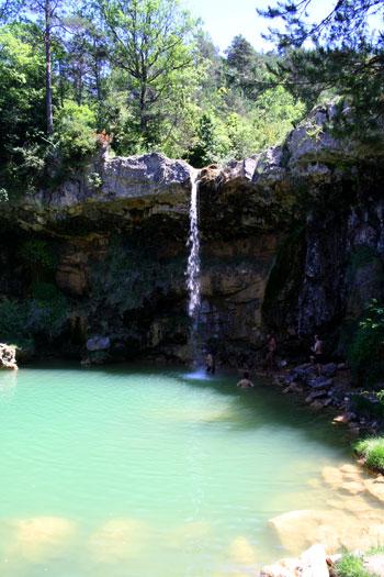 Cascada de 7 Gorgs