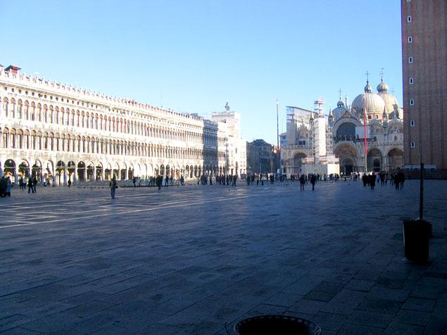 Centro de Venecia