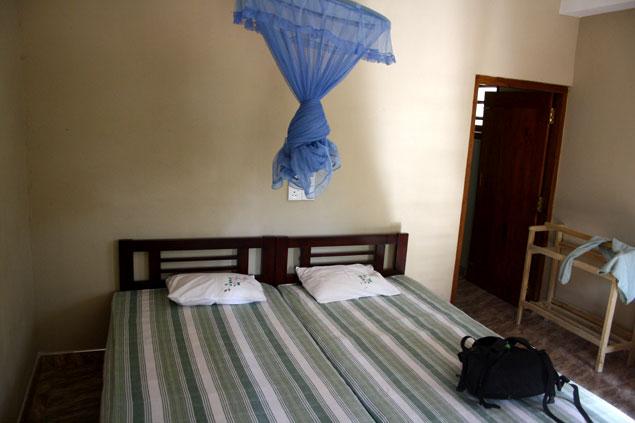 Habitación ideal donde dormir en Sri Lanka