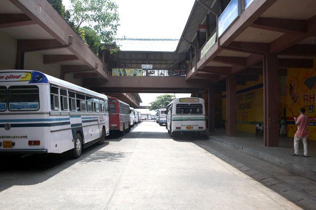 Estación de autobuses de Matara