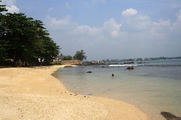 Paraíso en la playa