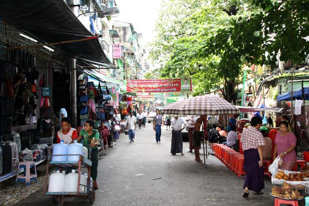 Mercado Bogyoke