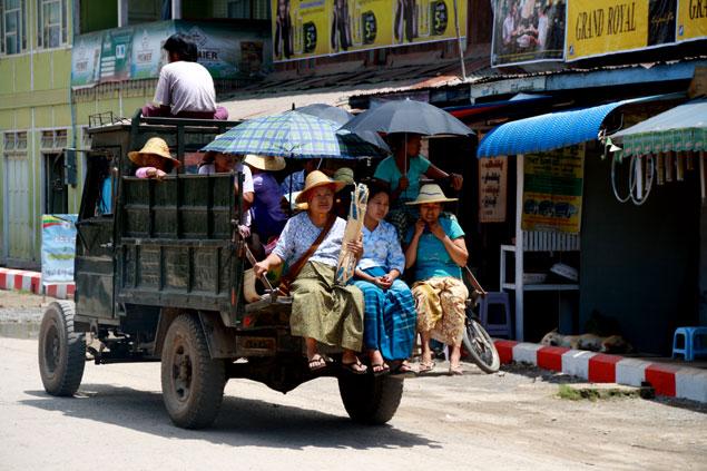 Transporte local