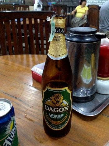 Cerveza Dagon