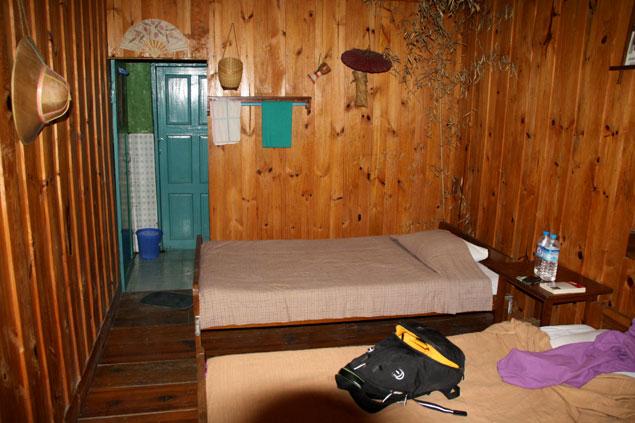 Ideal donde dormir en Myanmar