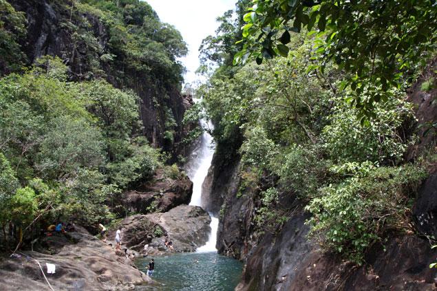 Cascada de Klong Plu