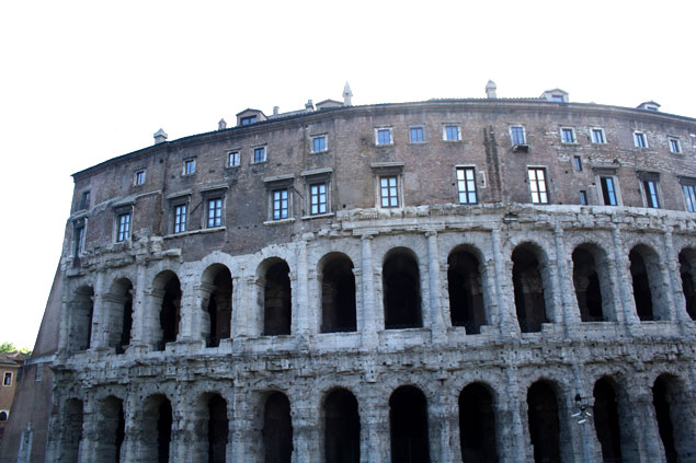 Teatro de Marcelo de Roma