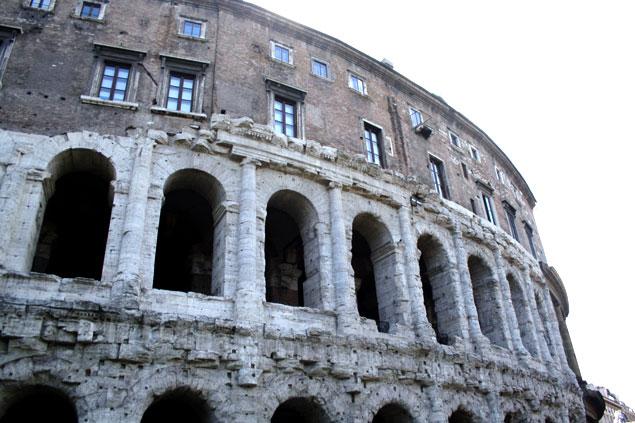 Una fachada espectacular
