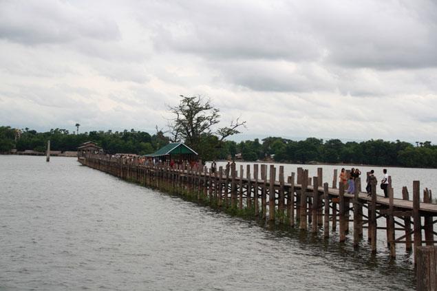 puente de teca