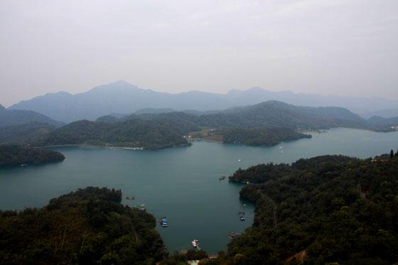 Sun Moon Lake , parada obligatoria en cualquier itinerario por Taiwan