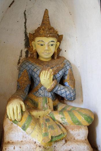 Estatuilla decorativa