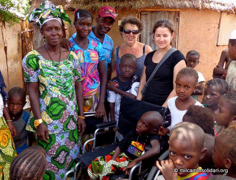 Donación Silla de ruedas