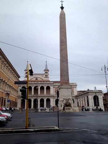 Obelisco de San Giovanni