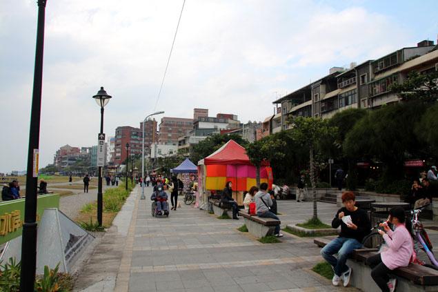 Paseo Marítimo de Danshui