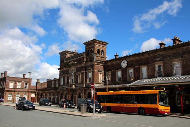 Estación de Chester