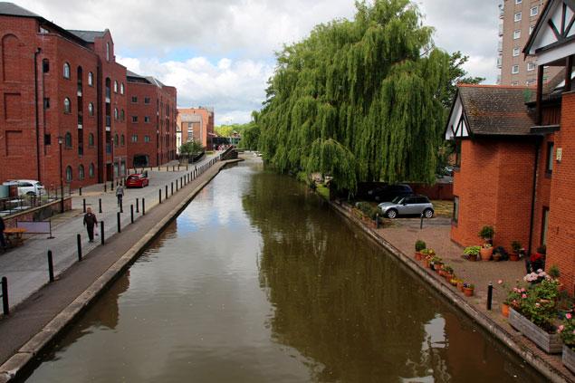 Canales de Chester