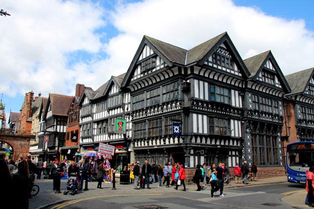 Centro de Chester