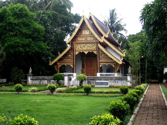 Templo de Chiang Mai