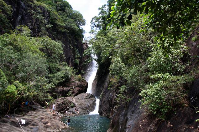 Cascada de Ko Chang