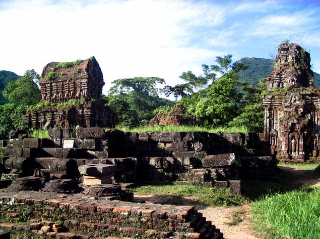 Ruinas únicas