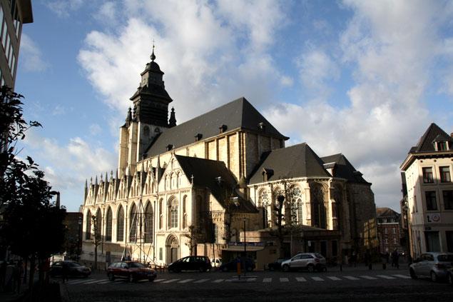 Iglesia de Notre Dame