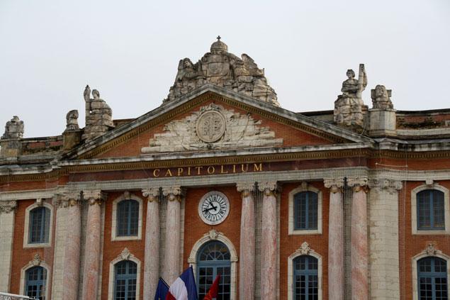 Fachade del ayuntamiento