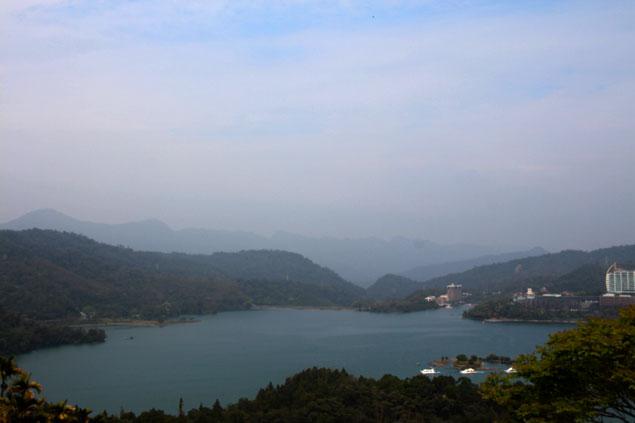 Vistas del Lago desde el templo