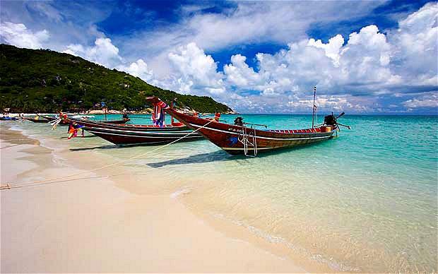 Playa de Haad