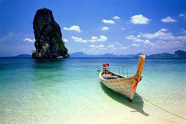 Típica foto en Krabi