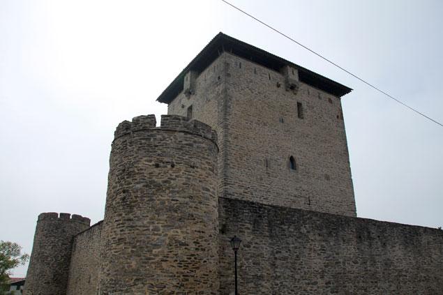 Imagen de la Torre del Infantado