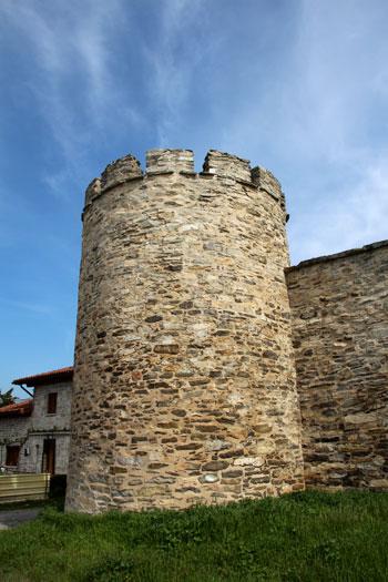 Torreón de la Torre de Mendoza