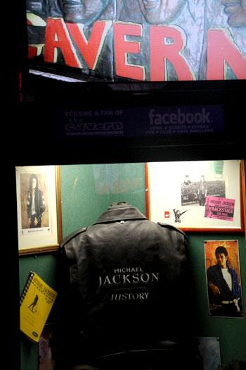 Chaqueta de Michael Jackson
