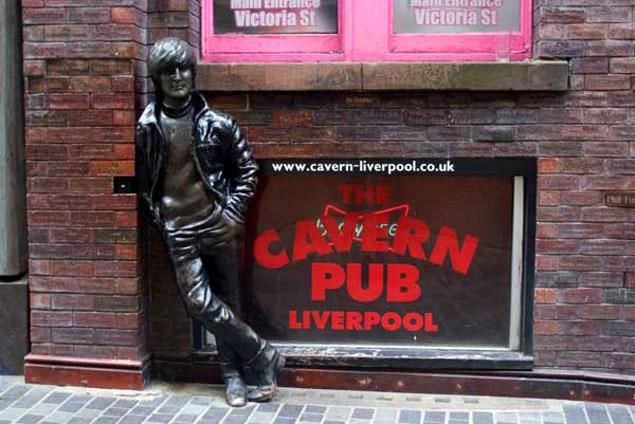 John Lennon nos da la bienvenida