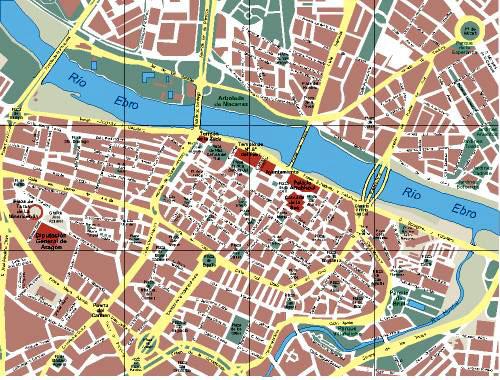 Plano de la ciudad