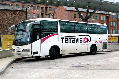 Compañía de autobuses
