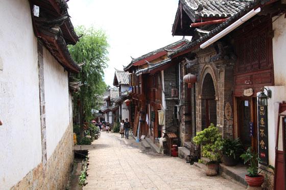 China , centro de Lijiang