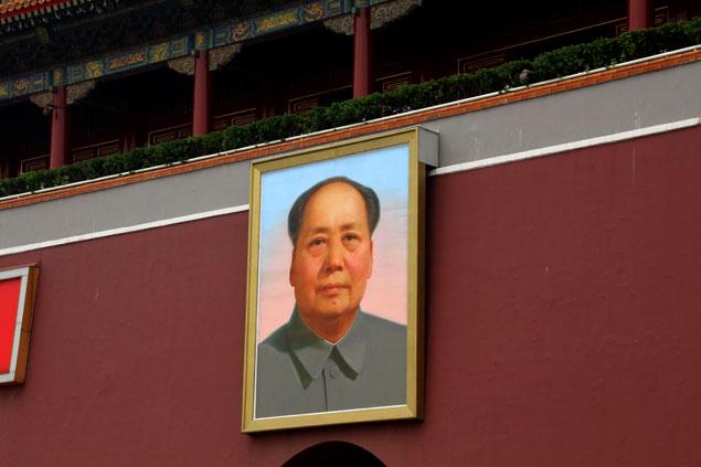 Mao Zedung, padre de la nueva China