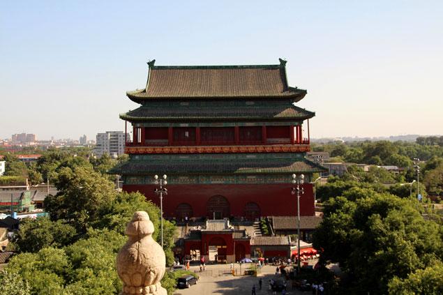 Torre del Tambor (Que ver en Pekin)
