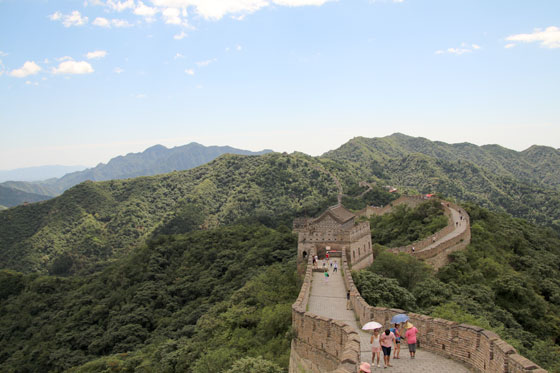 Itineario por China por libre , the Great Wall