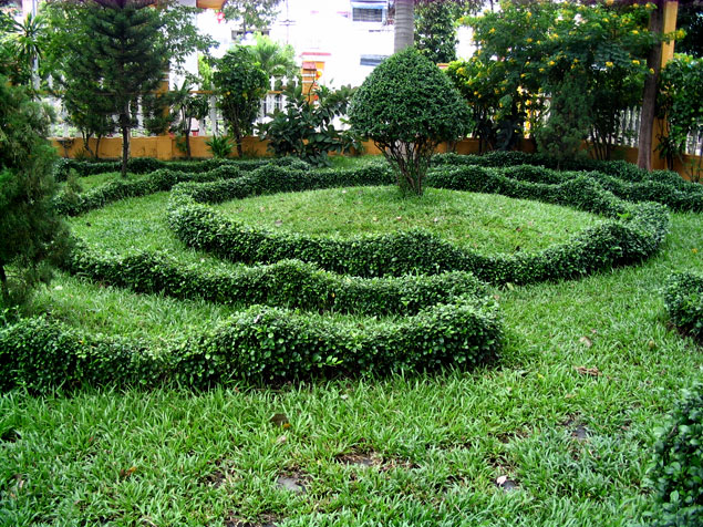 Jardín sagrado