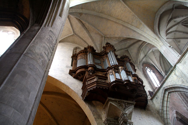 Piano de la Catedral