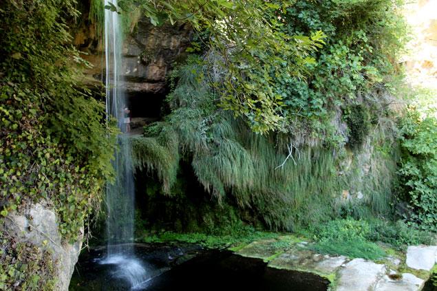 Cascada de Sant Miquel