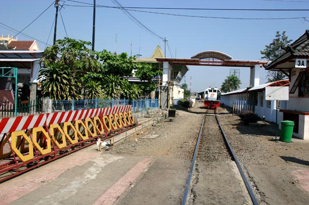 estación de Tugu
